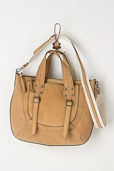 Bruges Suede Satchel | Anthropologie.eu