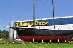 Tillamook, Oregon. Hopefully will be going there this fall with the kids and hubby!