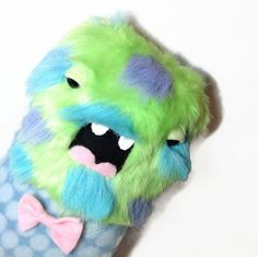 Monster Plushie  Weird Stuffed Plush Toy by WonkyCritters on Etsy, $29.00