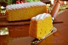 Pan polenta o amor polenta Biscuit Dessert Recipe, Dessert Recipes, Desserts, Polenta, Biscotti, Sweet Light, Plum Cake, Sweet Cakes, Vanilla Cake