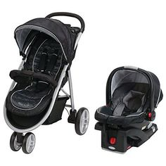 Graco Click Connect Travel System, Gotham Car seat stroller combo includes the Graco SnugRide Click Connect 35 Infant Car Seat, rear-facing for infants Car Seat And Stroller, Baby Car Seats, Umbrella Stroller, Jogging Stroller, Travel Stroller, Gotham, Action Sport, Best Baby Strollers, Double Strollers
