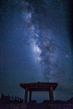 the Milky Way / Miyakojima,Okinawa
