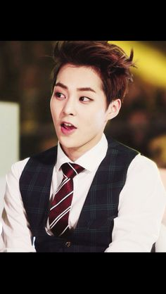 HAPPY BIRTHDAY TO OUR BAOZI XIUMIN OUO