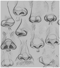 Art Drawings Sketches Simple, Pencil Art Drawings, Cute Drawings, Flower Sketches, Dress Sketches, Nose Drawing, Painting & Drawing, Drawing Faces, Arte Inspo
