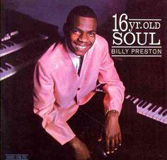 Billy Preston - 16 Yr. Old Soul