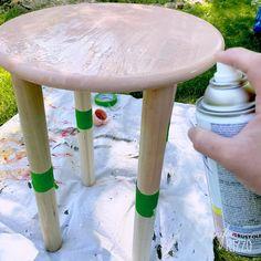 Bar Stools, Arts And Crafts, House Design, Interior Design, Table, Blog, Diy, Home Decor, Bar Stool Sports