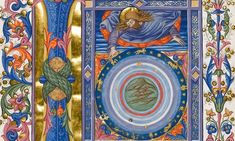 Everything is illuminated: the wonder of medieval manuscripts – in pictures   Art and design   The Guardian