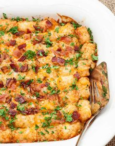 15 Tater Tot Recipes You're Gonna Want to Make Immediately via @PureWow