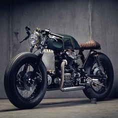 Great Article on Modifications / restoration. The Australian workshop PopBang Classics has just built one of the best custom Honda ever seen. Cx500 Cafe Racer, Cafe Racer Motorcycle, Cafe Racers, Scrambler, Motorcycle Design, Vintage Bikes, Vintage Motorcycles, Custom Motorcycles, Custom Bikes