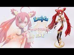 Lovely4u   VO23   Lovely4u OC Nikki   Creative Clay Figure Tutorial - YouTube