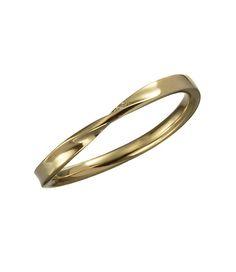 VENT RING (LADY'S) YG | JUPITER(ジュピター)|ネックレスやリング、結婚指輪などを揃えるジュエリーブランド