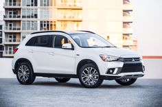 The 2018 Mitsubishi Outlander Sport will debut at the New York auto show with a few interior and exterior updates.