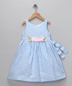 C'est Chouette dresses for toddlers.  Attention to detail for elegance.