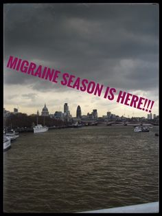 The article presents few tips how to deal with migraines. The tips include before and during a migraine tasks to ease the pain.