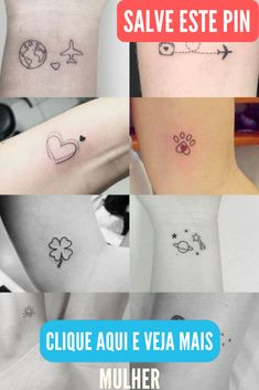 Female arm tattoos: Over 50 incredible inspirations for . - tatoo feminina - Female arm tattoos: over 50 incredible inspirations for - Sharpie Tattoos, Bff Tattoos, Dainty Tattoos, Subtle Tattoos, Mini Tattoos, Finger Tattoos, Unique Tattoos, Beautiful Tattoos, Wrist Tattoos