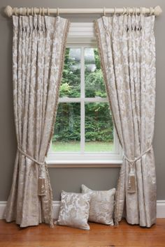 Luxurious Ready Made French Pleat Curtains With Superior