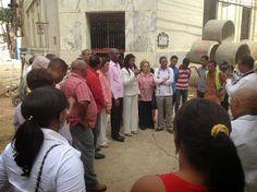 Revista El Cañero: PRSC apoya reclamos  residentes y comerciantes  Zo...