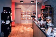 Boutique de #gourmandises #chezhelene #epicerie #sucreries
