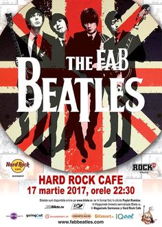 The Fab Beatles - Tribut Beatles Rock Cafe, Cover Band, British Rock, The Fab Four, Yellow Submarine, All You Need Is Love, Decorative Pillow Covers, Live Music, Hard Rock