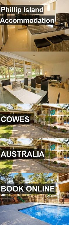 Hotel Phillip Island Accommodation in Cowes, Australia. For more information, photos, reviews and best prices please follow the link. #Australia #Cowes #travel #vacation #hotel