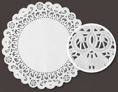 5 inch Lace Doilies 1000 / Pack for $6.41/pack