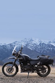 With a 411 cc engine, Royal Enfield's new Himalayan bike is able to take riders almost everywhere they want to go - on road or off-road. Know more here