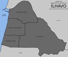 Freguesias do concelho de Ílhavo