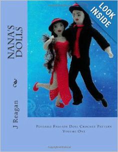 Volume One has just been revamped to include some amazing Doll costume patterns