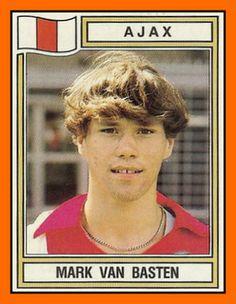 Van Basten Ajax, Mark not Marco! Very, very Young.