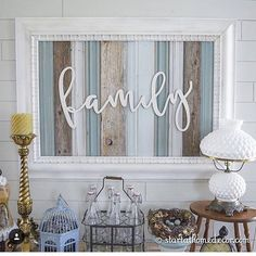 Use this frame idea with monogram idea
