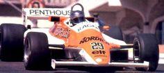 Brian Henton - 1982 - Arrows