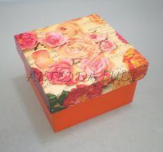 Postando Sobre Artes: pap decoupage em sabonete - guardanapo