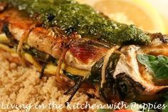 Living in the Kitchen with Puppies: Pesce alla Griglia (Grilled fish)