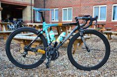 BMC SLC01 PRO MACHINE - Team Astana - Road Bike, from Bikesoup.com
