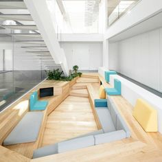 Interior Design Without Degree Corporate Office Design, Office Space Design, Corporate Interiors, Workspace Design, Office Interiors, Lobby Interior, Interior Desing, Interior Architecture, Commercial Design