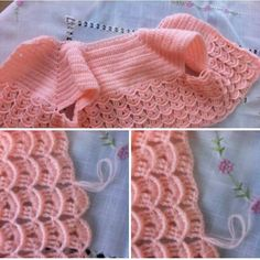 """diy_crafts- This post was discovered by Nuran Küçük. Discover (and save!) your own Posts on Unirazi. """"\""""See what Ira Grynda (iragrynda\"""", \""""Disco Beau Crochet, Crochet Baby Dress Pattern, Crochet Diy, Crochet Baby Clothes, Crochet For Boys, Chunky Crochet, Crochet Patterns, Diy Crafts Knitting, Crochet Projects"""