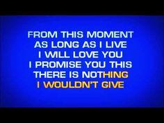 Karaoke When You Believe - Whitney Houston * - YouTube