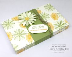 Daisy Lane from Stampin' Up! Stampin Up Catalog, Ink Pads, My Stamp, Stamping Up, Flower Cards, Anniversary Cards, I Card, Gift Bags, Daisy