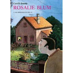 Rosalie Blum, vol. 1. Une impression de déjà-vu. De Camille Jourdy. Editions Actes Sud