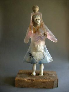 christina bothwell glass sculptures