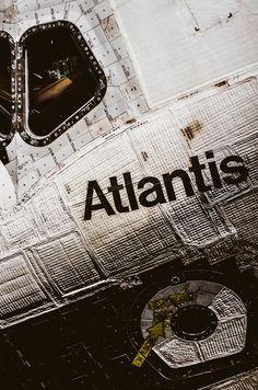 Atlantis hatch