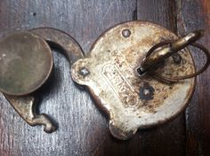 Love old locks