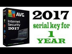 avg internet security 2017 key youtube