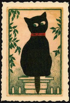 The cat is always on the wrong side of the door by wackystuff, via Flickr