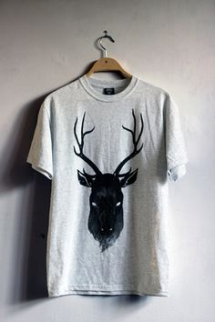 Secret stag t-shirt