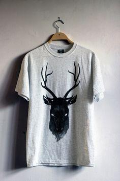 Secret stag t-shirt
