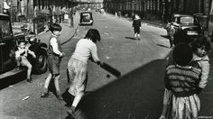 Roger Mayne, A street off the Harrow Road, Paddington London, UK Capturing the Street London Street Photography, Photography Exhibition, Vintage London, Old London, West London, Roger Mayne, London History, London Museums, Victoria And Albert