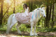 Unicorn Photoshoots | Myrtle Beach Click It Photography