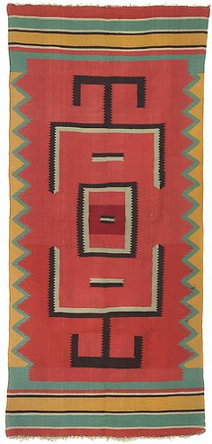 Chimayo Style Mexican Weaving, - Cowan's Auctions
