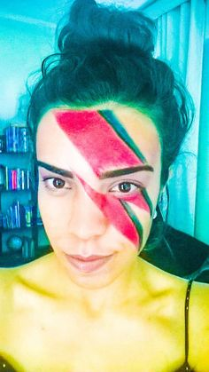 Bowie inspired Carna